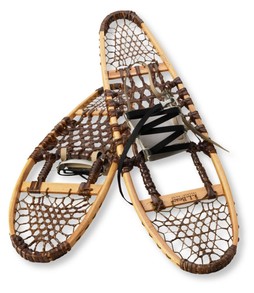 L.L.Bean Green Mountain Snowshoes