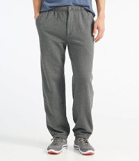 Athletic Sweats, Fly-Front Pants