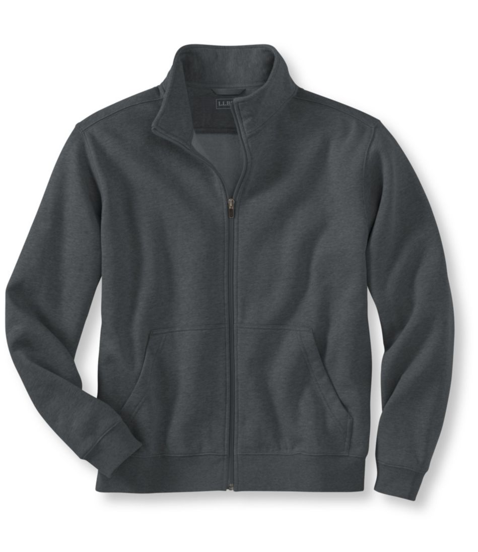 Athletic Sweats, Traditional Fit Full-Zip