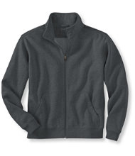 Men's Athletic Sweats, Traditional Fit Full-Zip