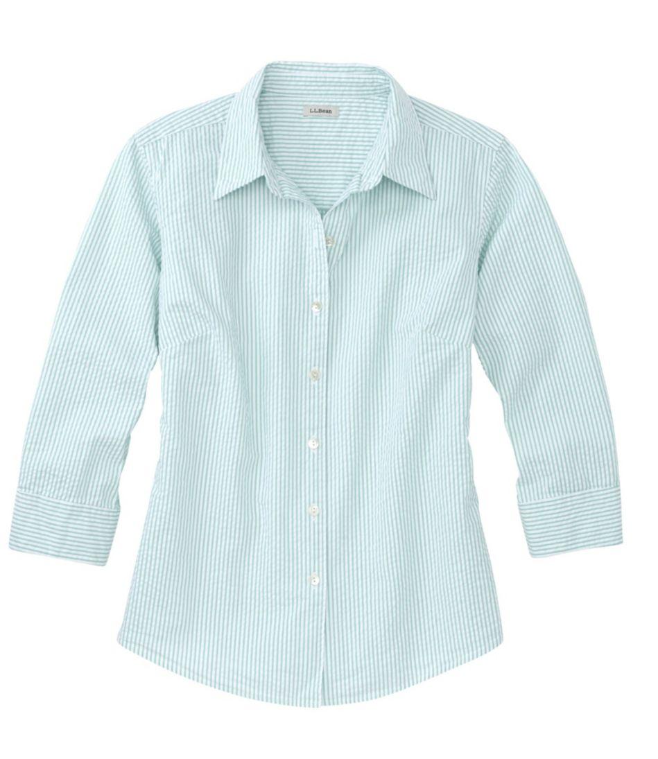 Essential Seersucker Shirt