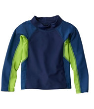 Toddlers' BeanSport Surf Shirt, Long-Sleeve
