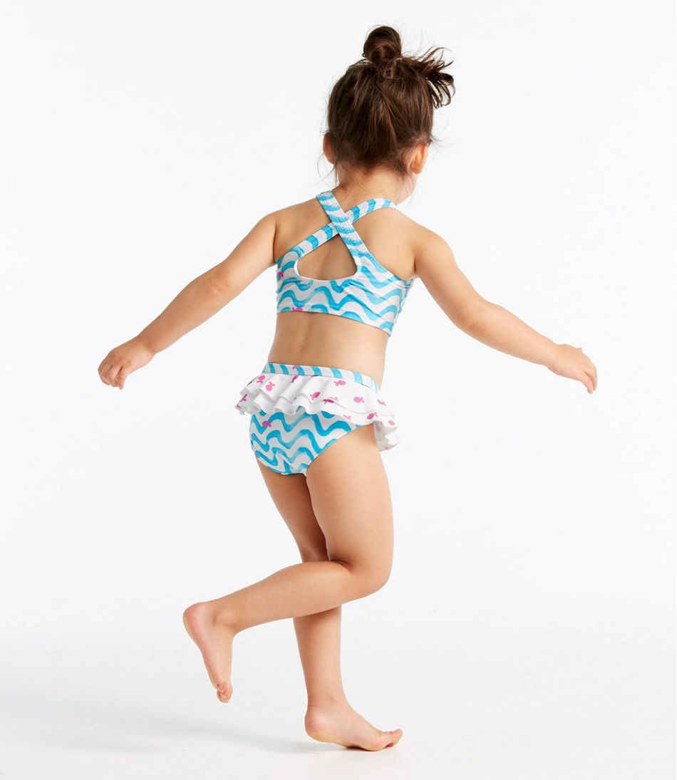34b0e4a6f Infant and Toddler Girls' Sea Spray Swimsuit, Two-Piece