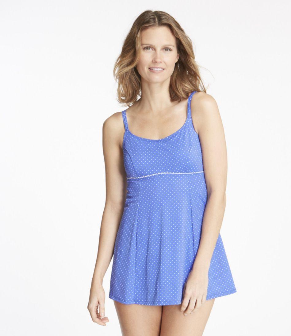 Empire Swimwear, Swim Dress Print