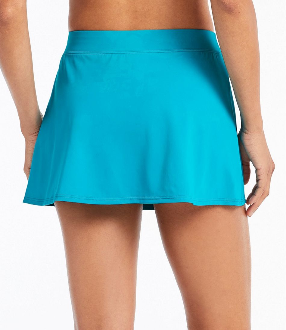 Women's BeanSport Swimwear, Skirted Bottom