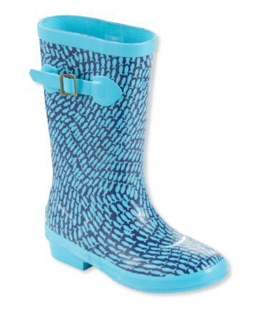 Kids' L.L.Bean Wellies, Print
