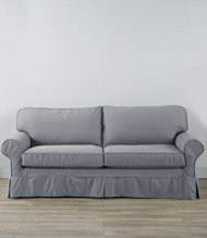 Pine Point Sofa and Slipcover