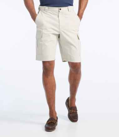 "Men's Tropic-Weight Cargo Shorts, 10"" Inseam"