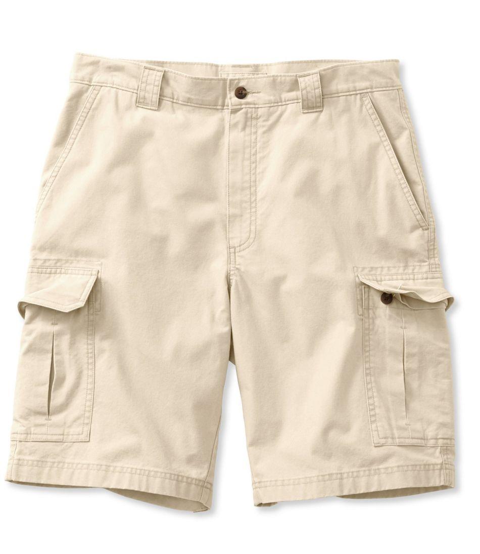 "Men's Tropic-Weight Cargo Shorts, 10"" Inseam"
