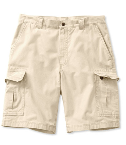 Men's Tropic-Weight Cargo Shorts, 10 Inseam   Free Shipping at ...