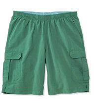 "Supplex Cargo Sport Shorts, 10"" Inseam"