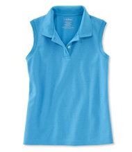 Premium Double L Polo, Sleeveless