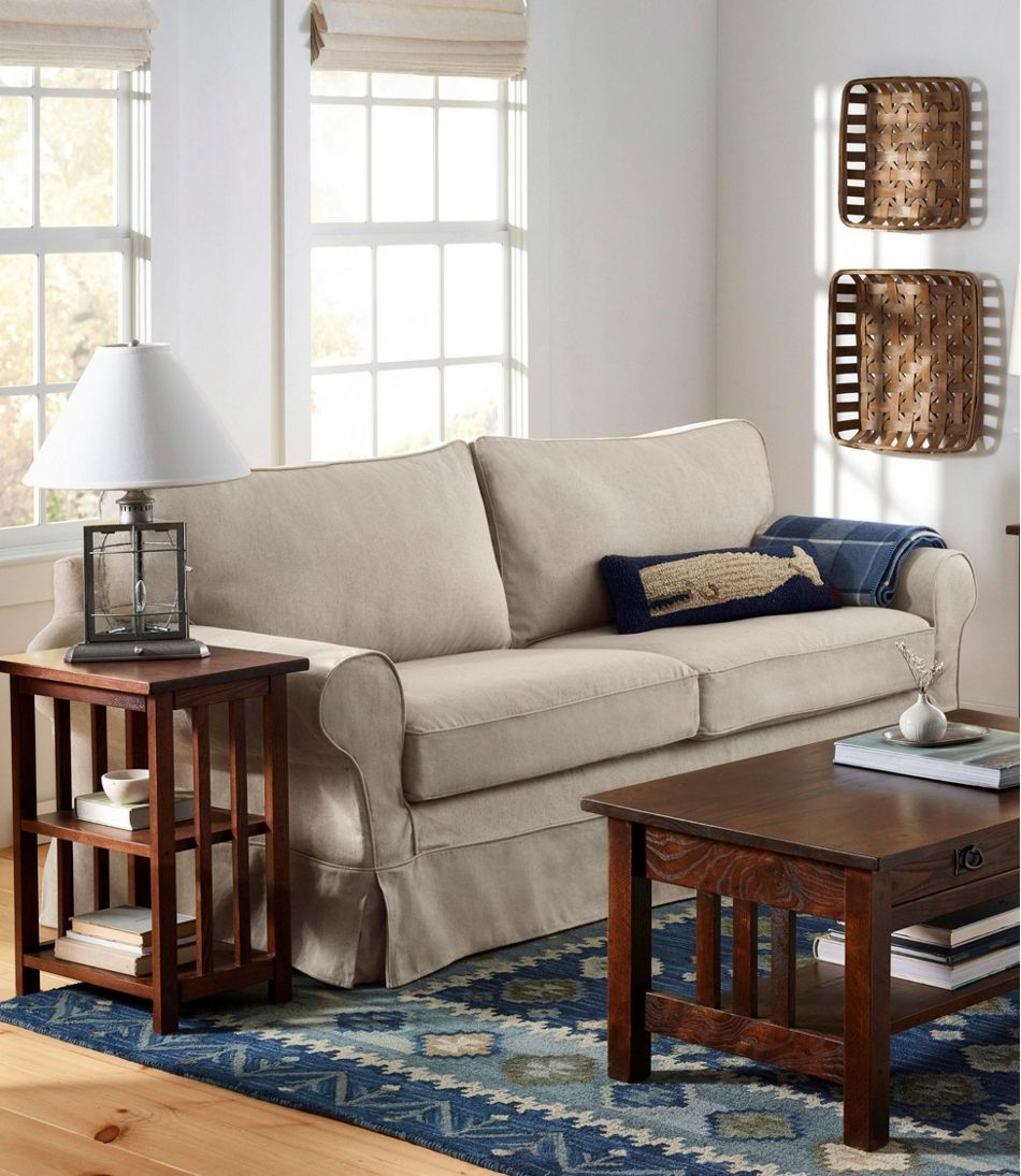 Pine Point Slipcovered Sofa