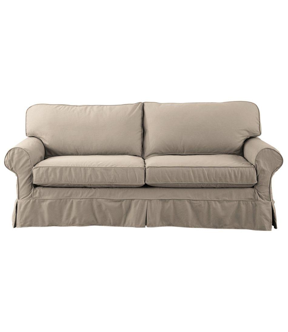Pine Point Slipcovered Sofa