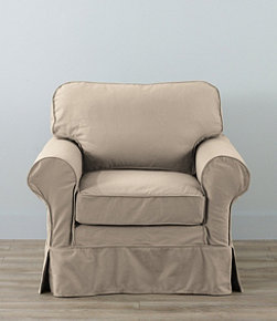 Pine Point Chair and Slipcover