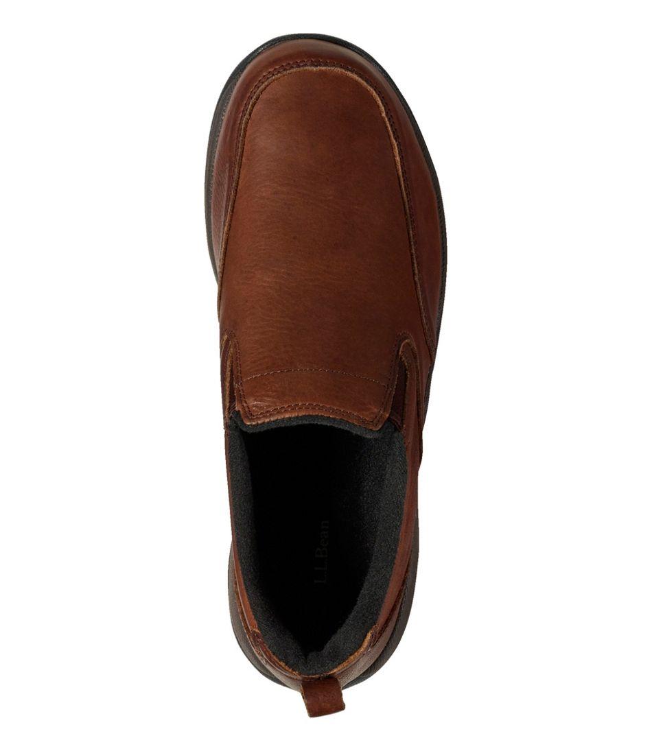 Men's Comfort Mocs®, Leather