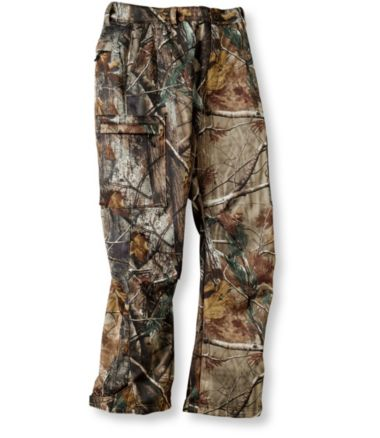 Men's L.L.Bean Big-Game System Technical Pants