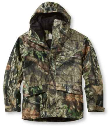 Men's L.L.Bean Big-Game System Basic Shell, Camo