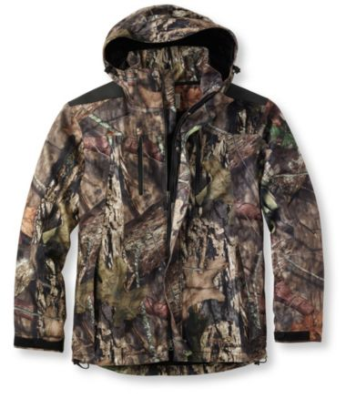 Men's L.L.Bean Big-Game System Technical Shell