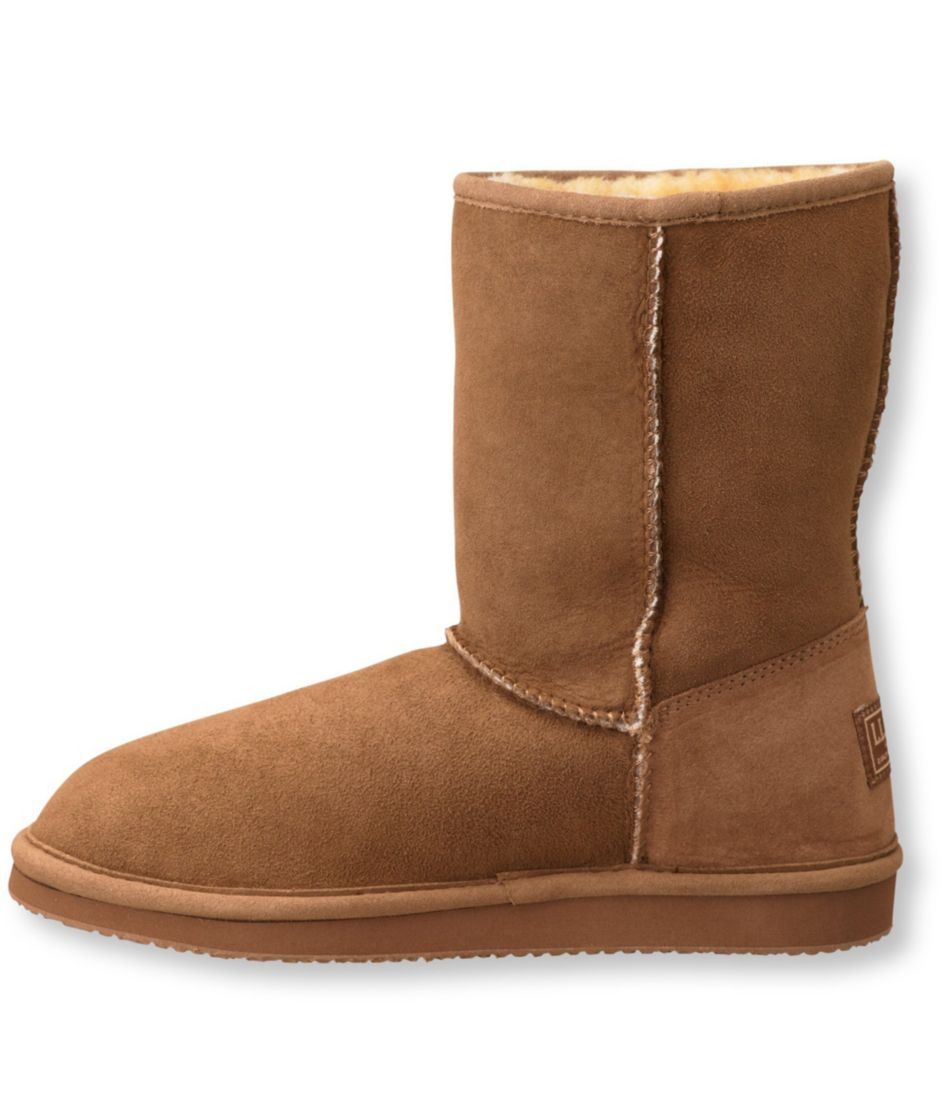 Women's Wicked Good® Shearling Boots, Traditional Midheight