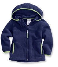 Infants' and Toddlers' Trail Model Fleece Hooded Jacket