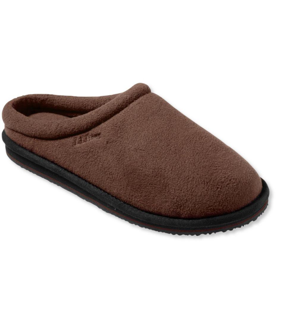 Fleece Slipper Scuffs
