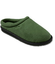 Men's Fleece Slipper Scuffs