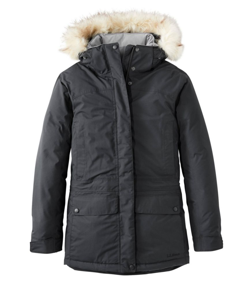 photo: L.L.Bean Women's Baxter State Parka down insulated jacket