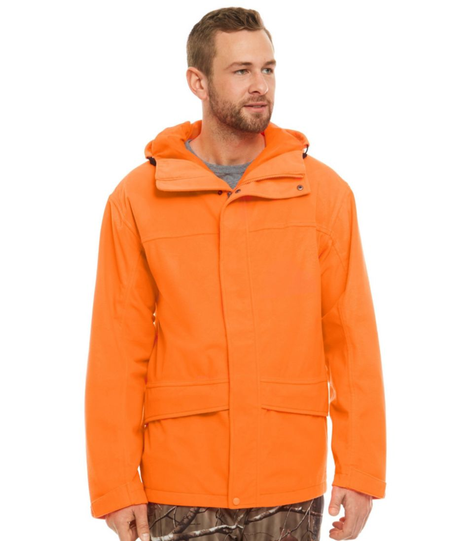 Men's L.L.Bean Big-Game System Basic Shell, Hunter Orange