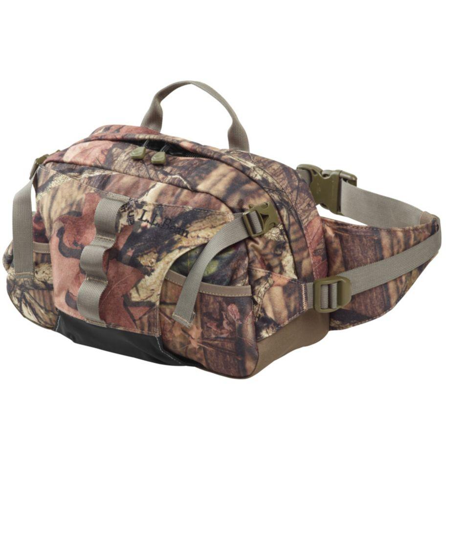 Hunter's Waist Pack, Camo