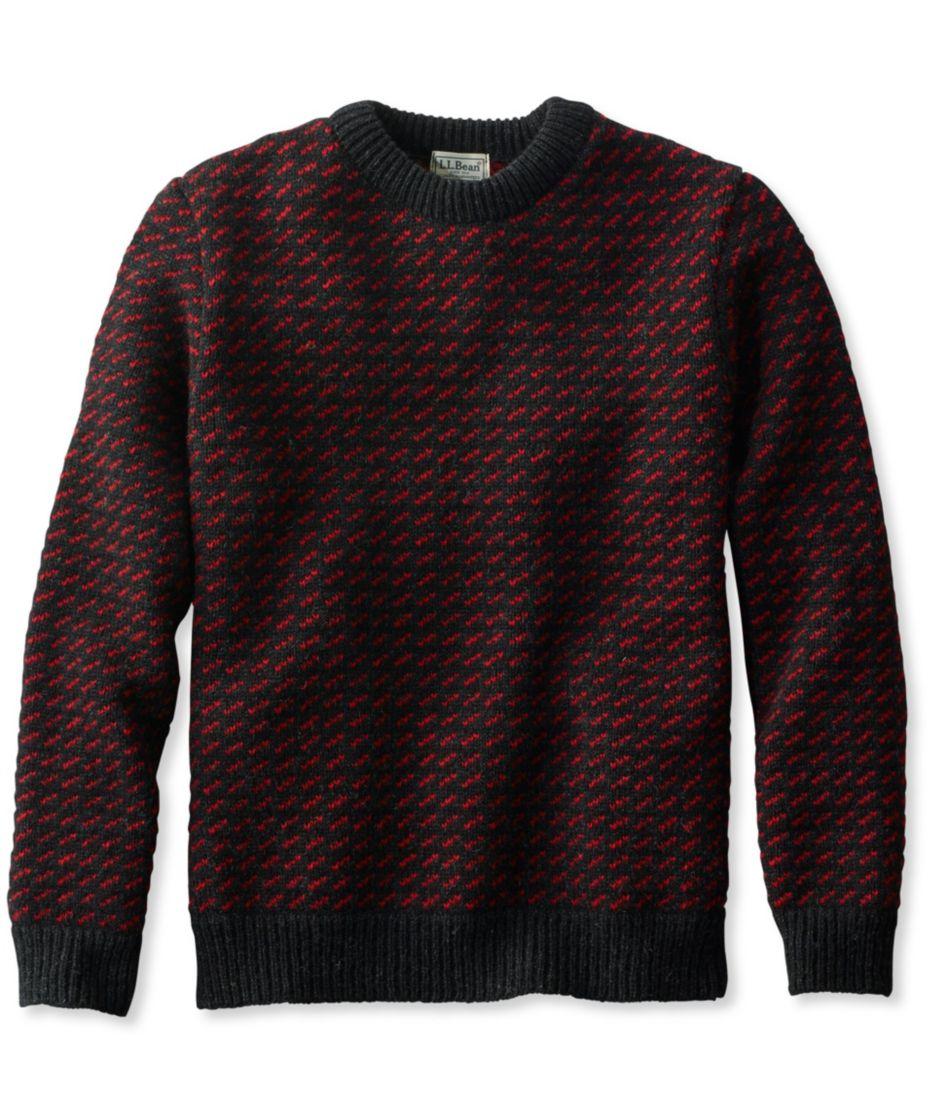 Heritage Sweater, Norwegian Crewneck