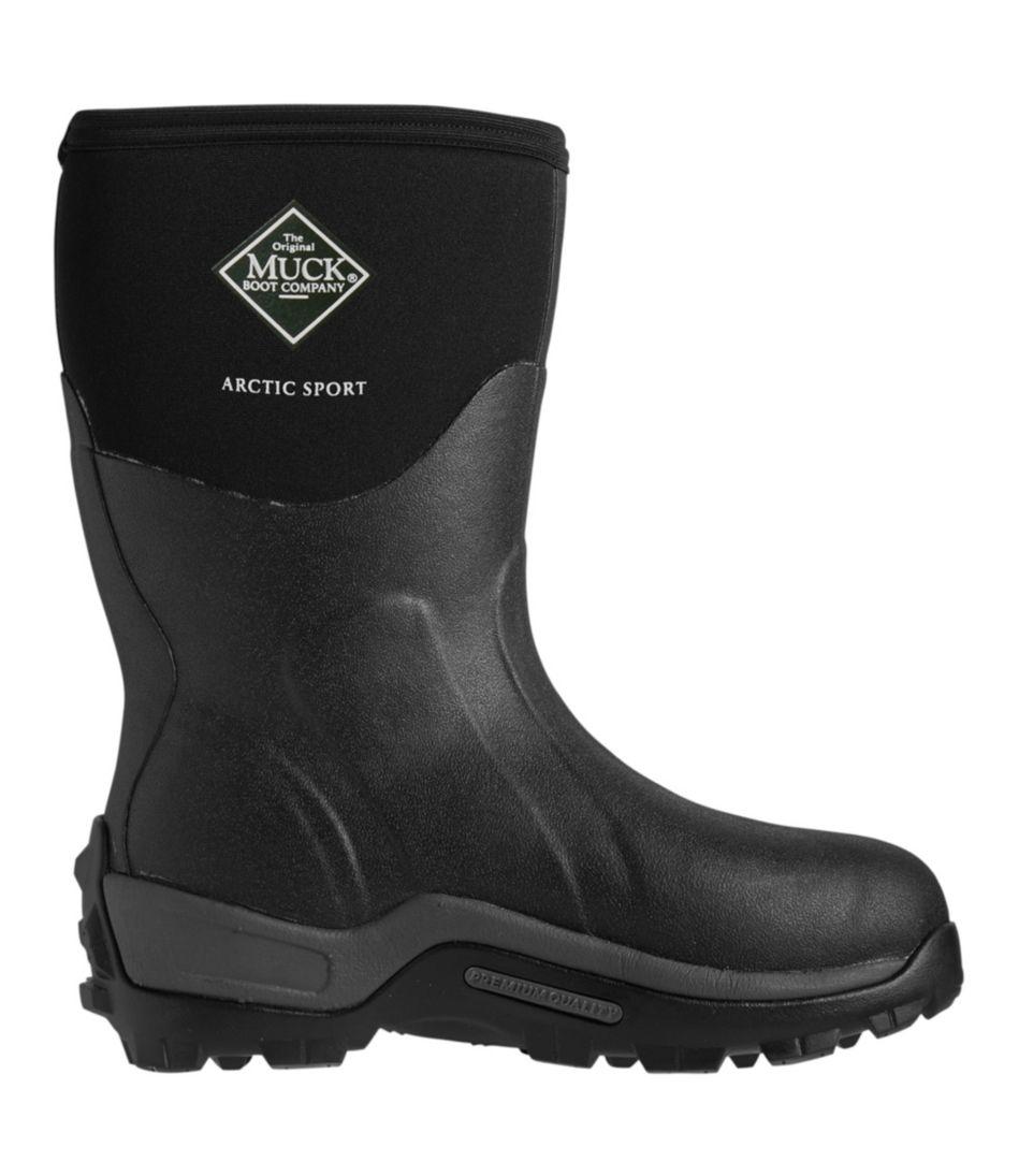 Men's Arctic Sport Muck Boots, Mid-Cut