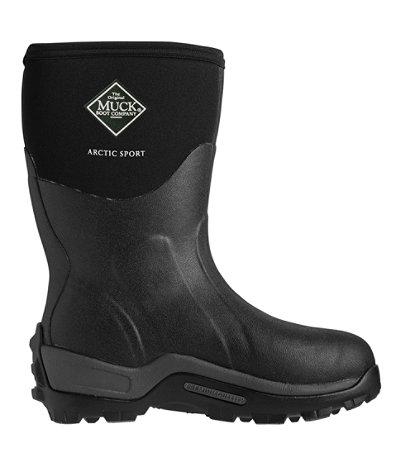 Men's Arctic Sport Muck Boots, Mid-Cut | Free Shipping at L.L.Bean