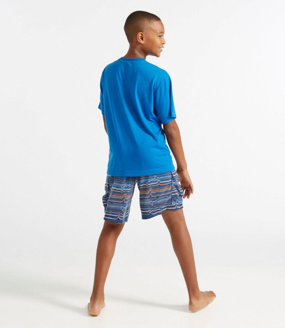 Boys' Jersey-Knit PJs, Shorts