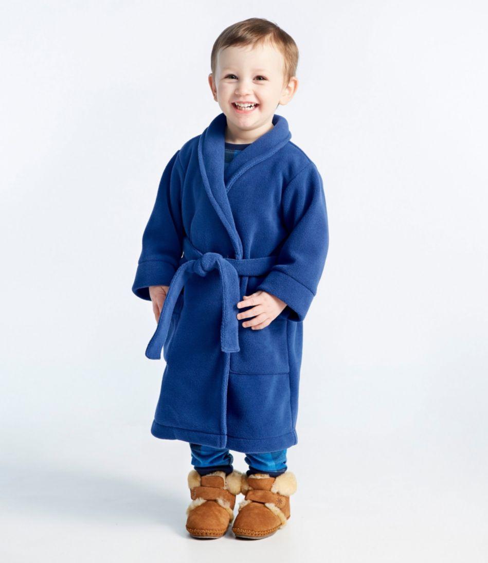 Toddlers' Fleece Robe