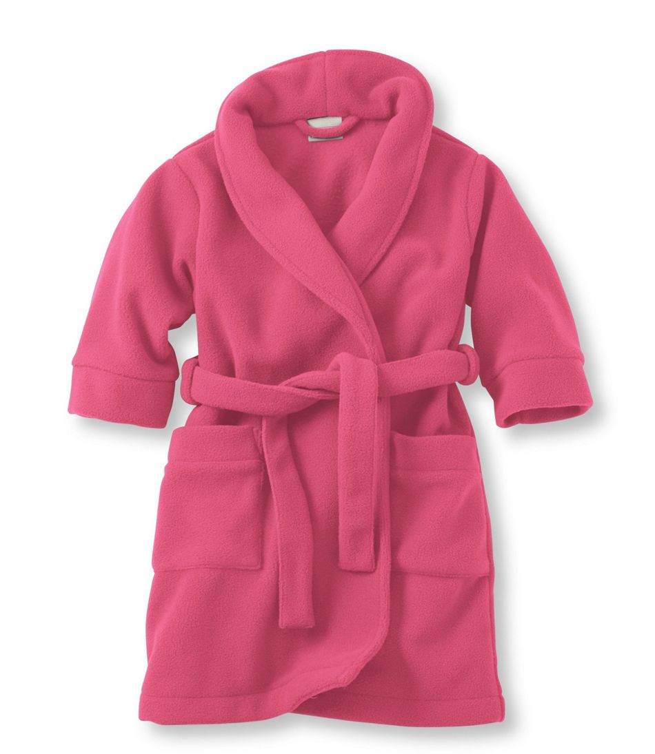 Toddlers' Fleece Robe