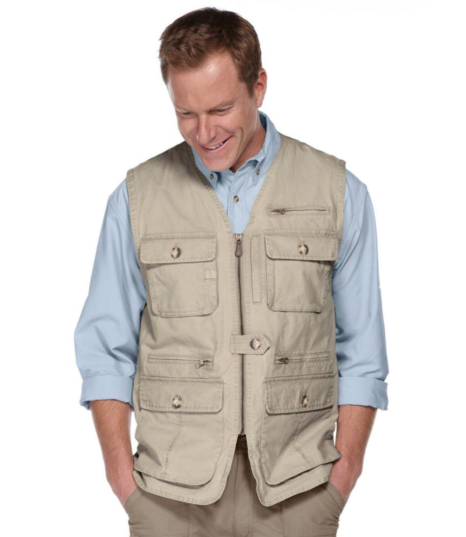 L.L.Bean Traveler Vest