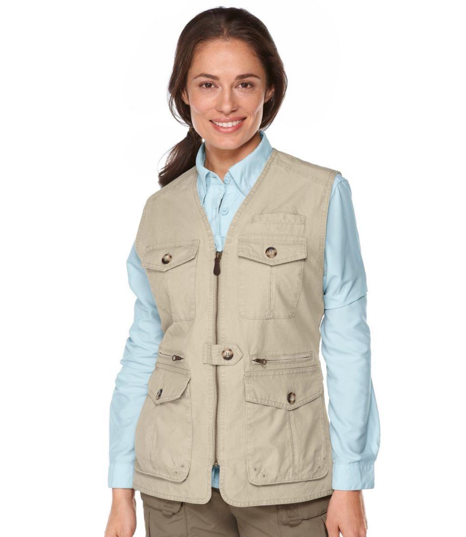 Women's L.L.Bean Traveler Vest