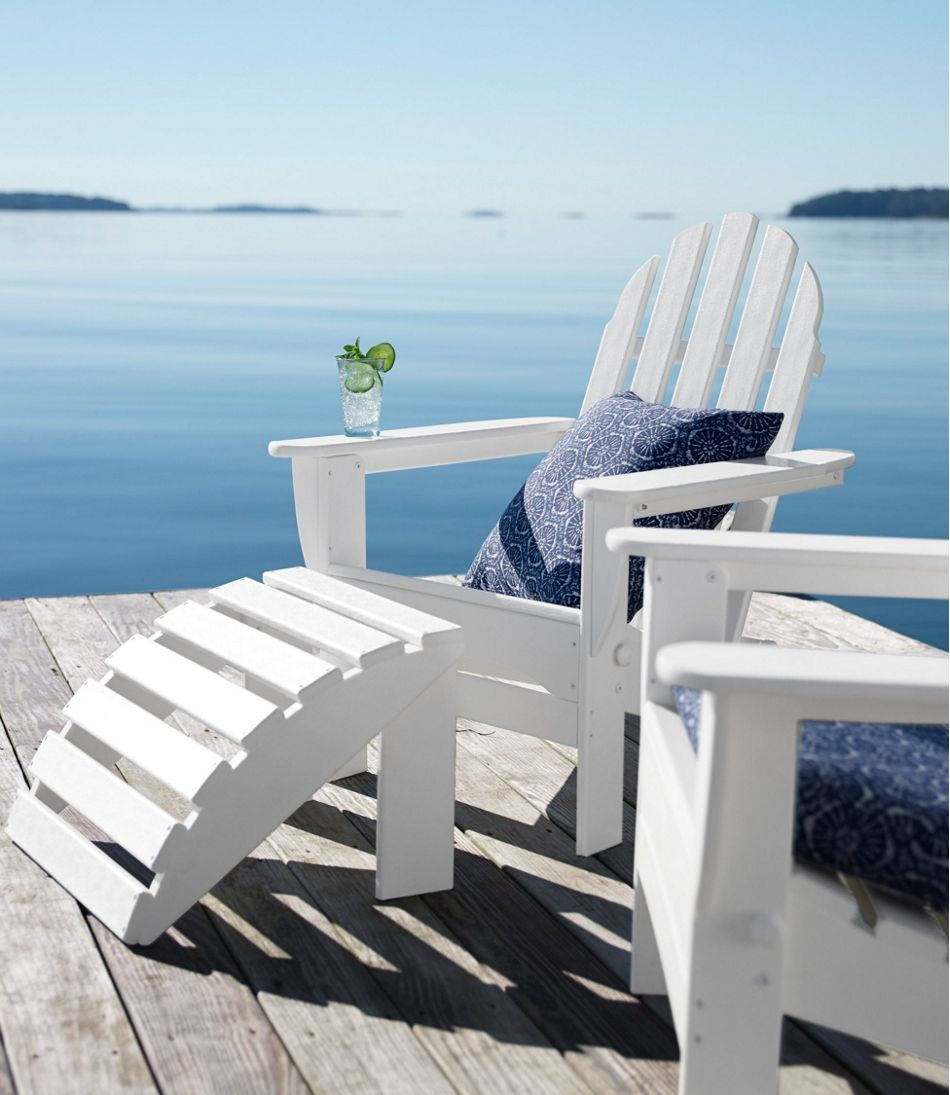 All Weather Adirondack Chair