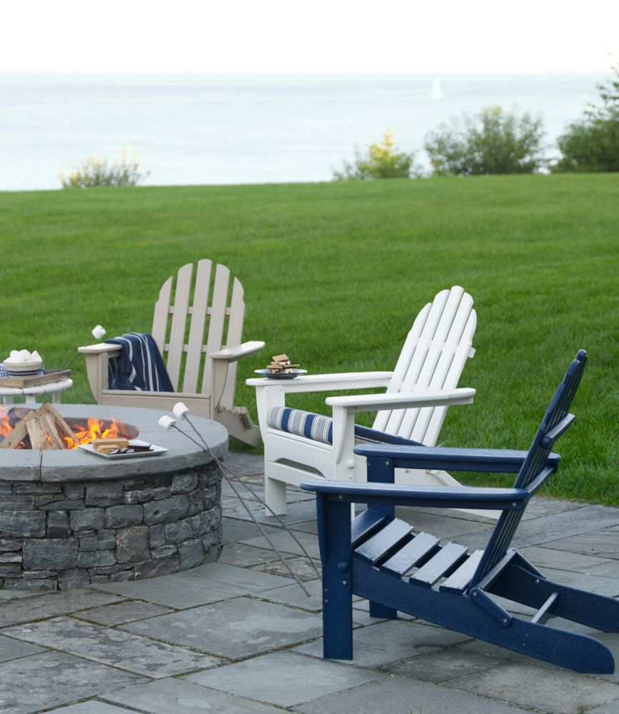 Delicieux All Weather Adirondack Chair