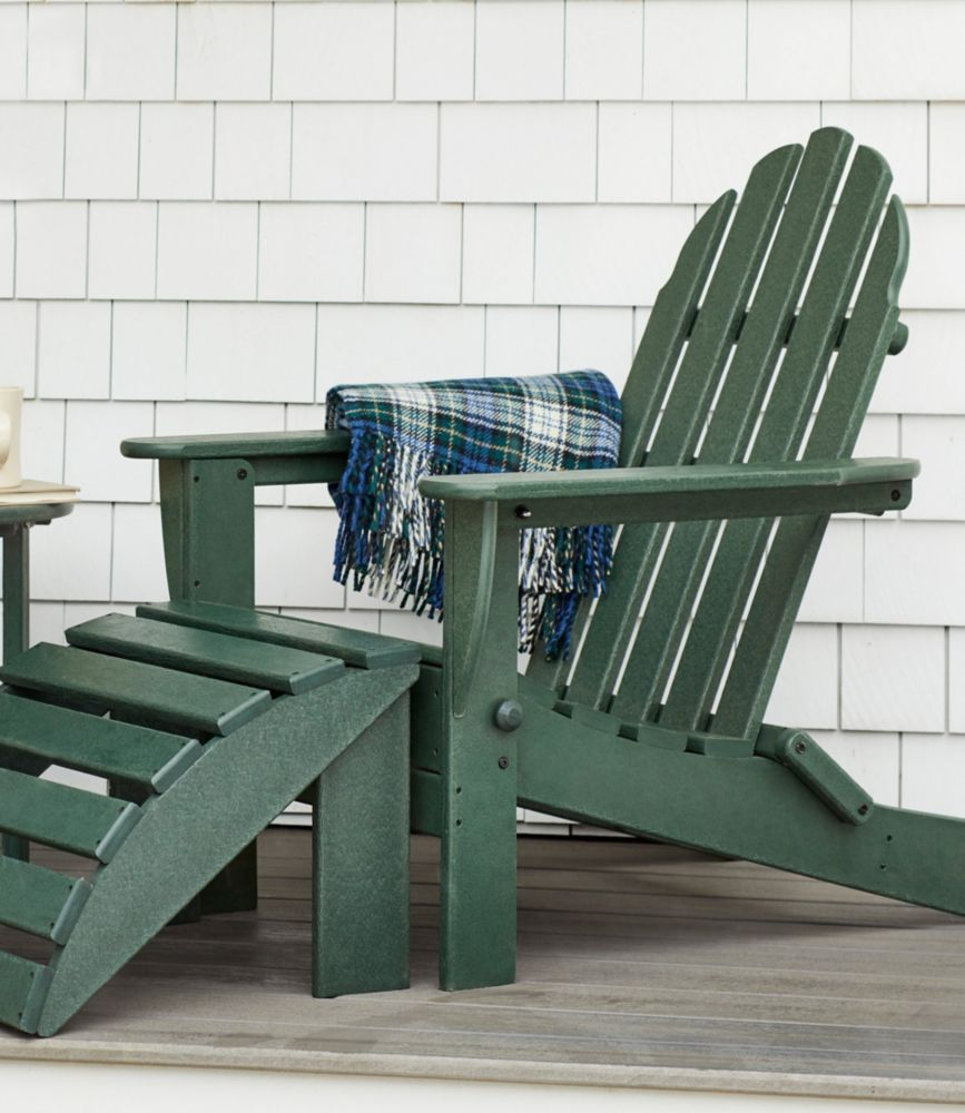 & All-Weather Adirondack Chair