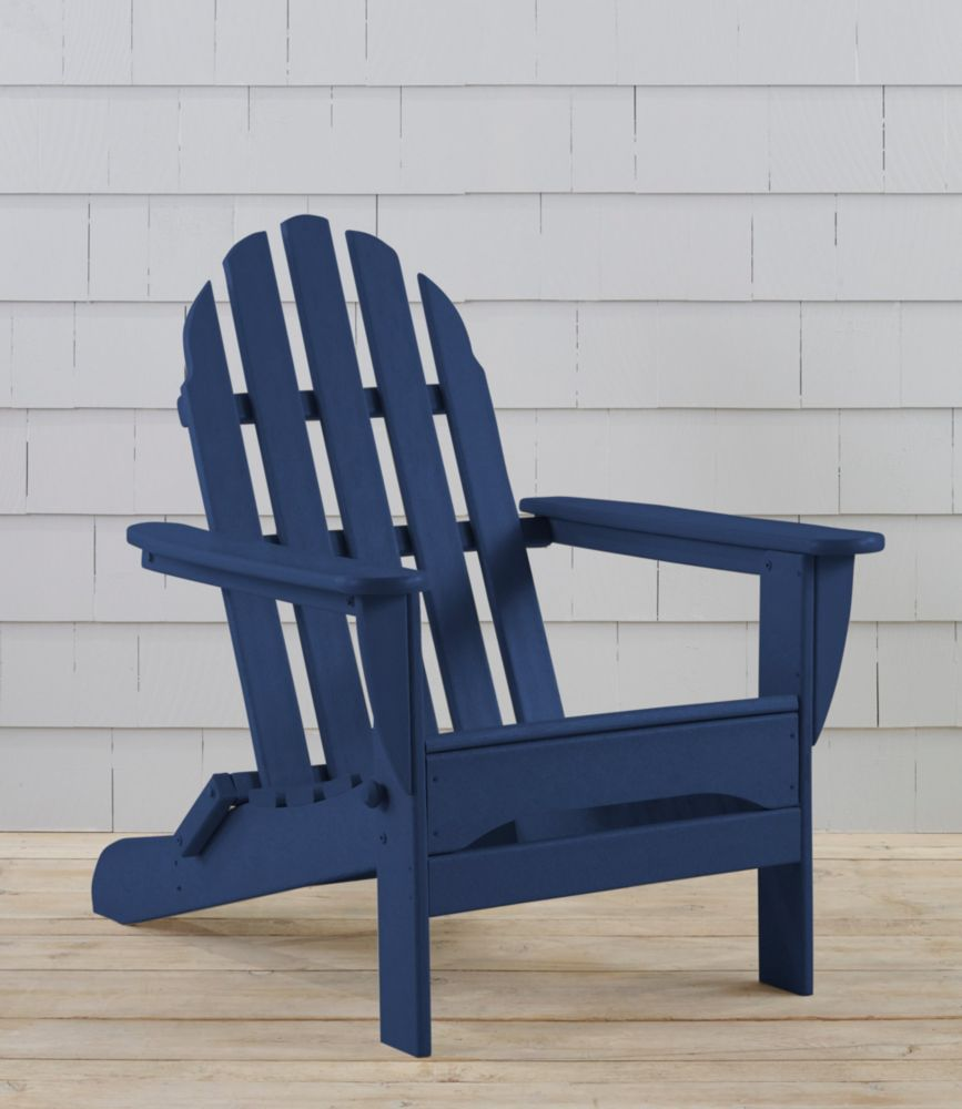 Exceptionnel All Weather Adirondack Chair