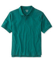 Pima Cotton Polo, Traditional Fit Banded-Sleeve