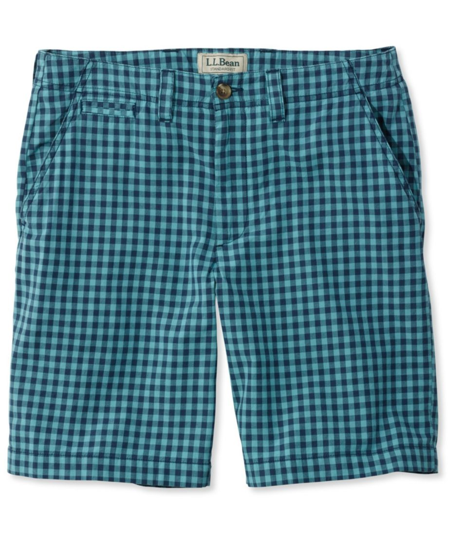 L.L.Bean Summer Shorts, Madras
