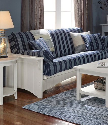 Painted Cottage Futon. Furniture Collections   Indoor Furniture at L L Bean