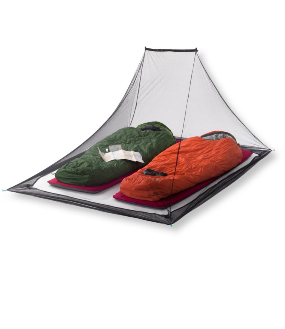 Sea to Summit Mosquito Pyramid Net Double Shelter with Insect Shield