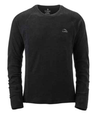 Men's Cresta Wool Midweight 250 Base Layer, Crew