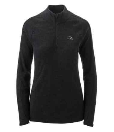 Cresta Wool Midweight 250 Base Layer, Quarter-Zip