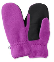 Kids' Trail Model Fleece Mittens