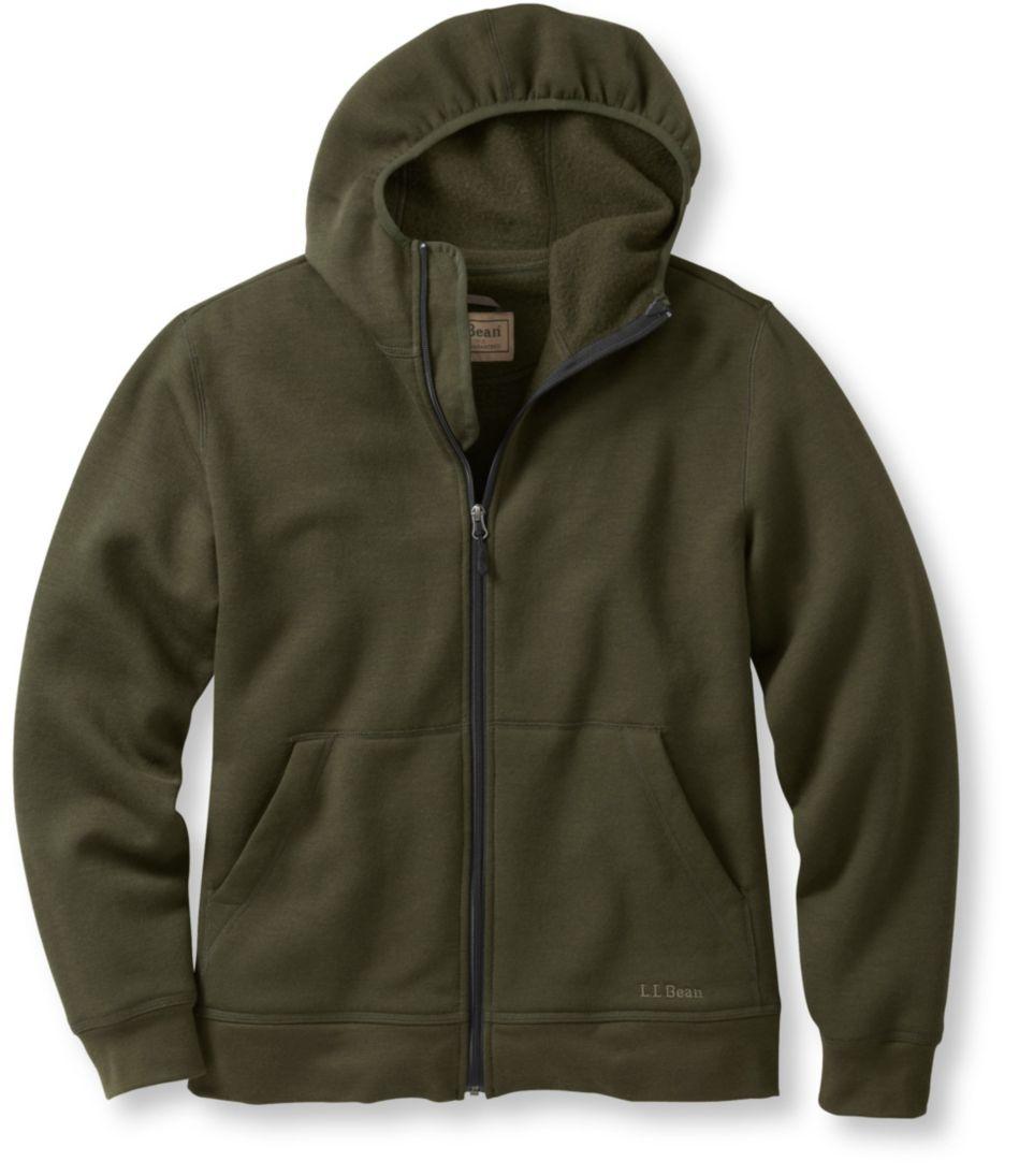 Men's Merino Wool Hooded Sweatshirt